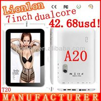 Hot-Selling 7 inch MID android 4.0 HDMI/WIFI/dual Camera/3G
