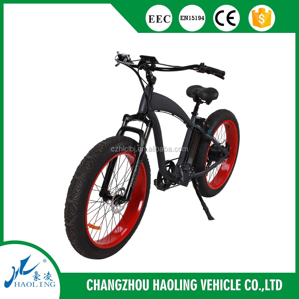 1 emotion fat bike electric mountain bike