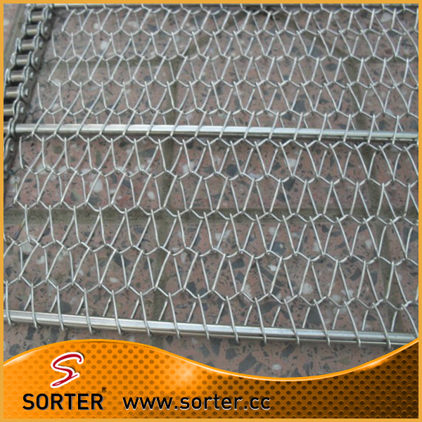 New Product Wire Mesh Belt Conveyor /Balanced Mesh Conveyor Belt
