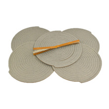 mosquito control plant fiber material unbreakable coil