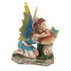 Cheap Decoration Resin Garden Fairy Statue with Solar light