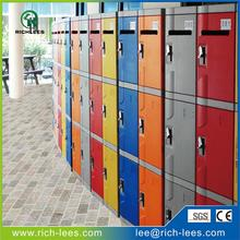 Richlees Durable abs plastic bedside lockers used coin lockers