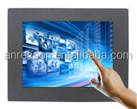 Flat lcd 21.5 inch elo touchscreen monitor with elo touchsystems