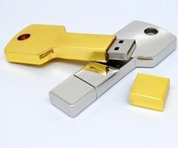 Top sales 16gb OEM logo key usb flash drive 2.0