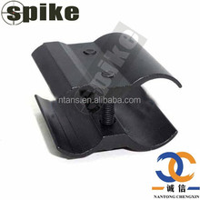 Spike Tactical Bracket Barrel Mount Holder For Flashlight Torch Laser Scope Mount