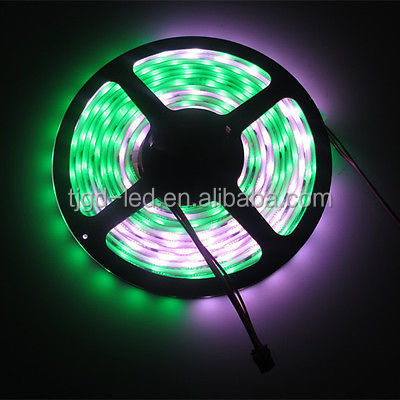 New 5050 Led Black Light Led Strip For Cars Waterproof Ip65 Dc12v ...