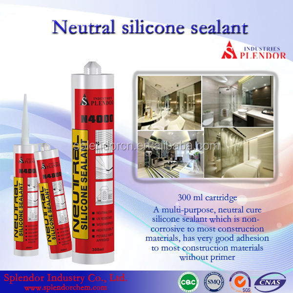 granite polymer Silicone Sealant/ rebar adhesive silicone sealant supplier/ clear coat for silicone sealant adhesive