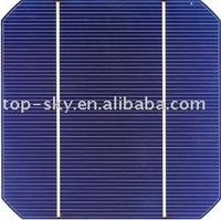 2015 hottest sell LDK monostalline 6inch solar cell,2 bus bar