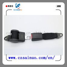 European standard sleeping car seat belt used for bus and other Vehicles