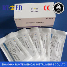 Top Quality non absorbable 3-0 nylon suture With Good Service