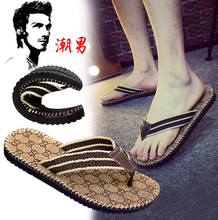 X86121A new design men pvc slippers sandals new models beach slippers for men