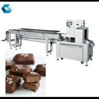 With CE Full Automatic Ball Chocolate Packing Machine Manufacturers