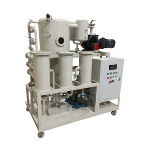 Fully Automatic Programmable Logic Controller Vacuum Insulation Oil Filtration System Equipment