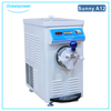 Oceanpower Sunny A12 mini frozen yogurt machine, small ice cream machine with rainbow surface.
