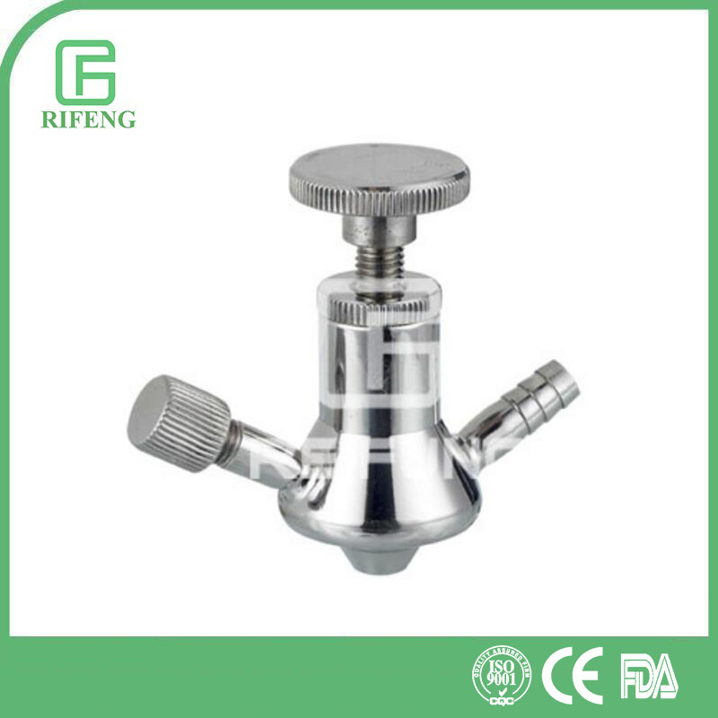 Sanitary Welded Aseptic Sample Valve 304/316 high quality Manual for Sterilization