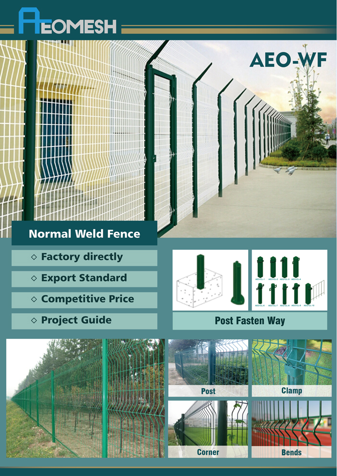 Made in Guangzhou Professional Factory Normal Galvanized Welded Wire Mesh