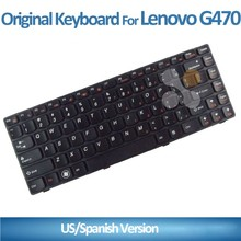 NEW Keyboard For lenovo G470 Z470AT Z470G Z475 Z375 Z470AX Laptop Keyboard BLACK
