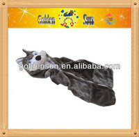 2014 new designs plush animal cloth
