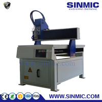 cnc router 6090 without brocket /advertising machine