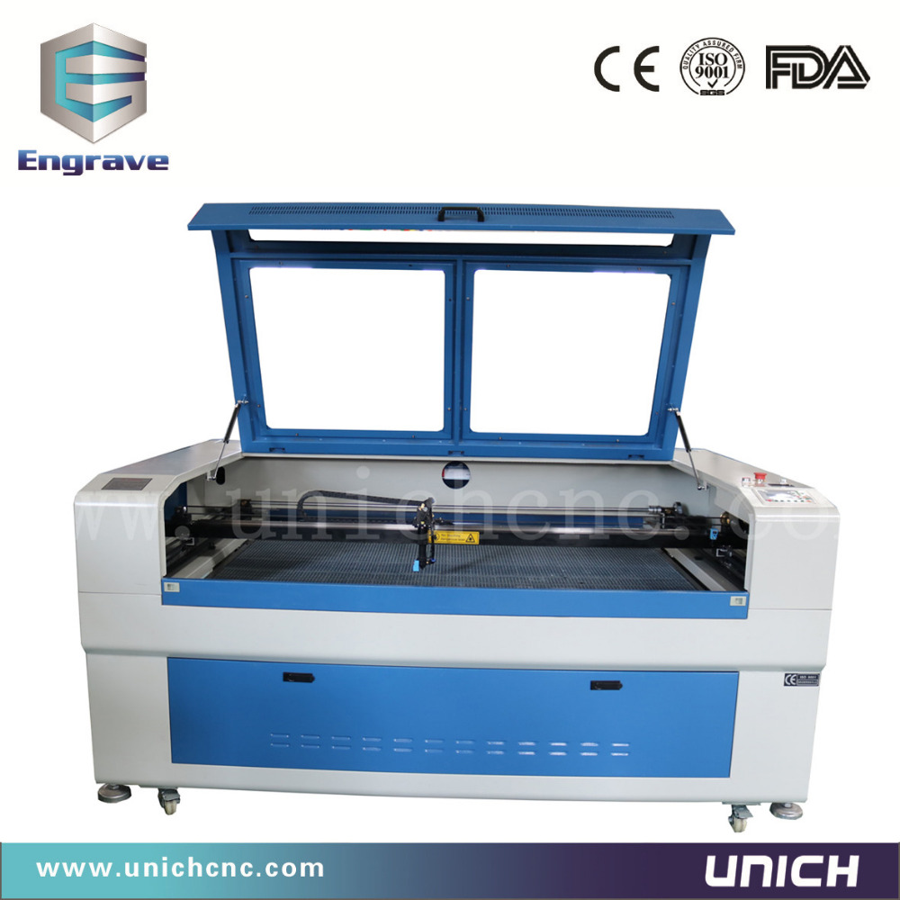 Easy operation paywood laser cutting machine/laser engraving machine/laser machine