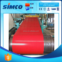 Ral Color Good quality Yada Color Coated Galvanized Steel Coil