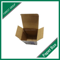 PAPER BOX FOR INDUSTRIAL PARTS PACKAGE