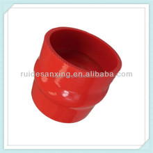 high quality solid silicone rubber tube hose