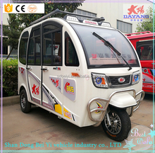 adult electric mobility tricycle closed cargo tricycle car manufacturer in china
