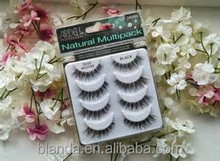 Premium Demi Wispies , Human Hair False Eyelashes, Wholesale False Eyelashes