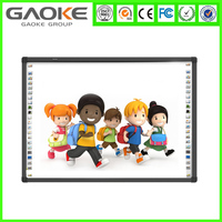 New model top quality for sale smart electronic education ir touch interactive whiteboard