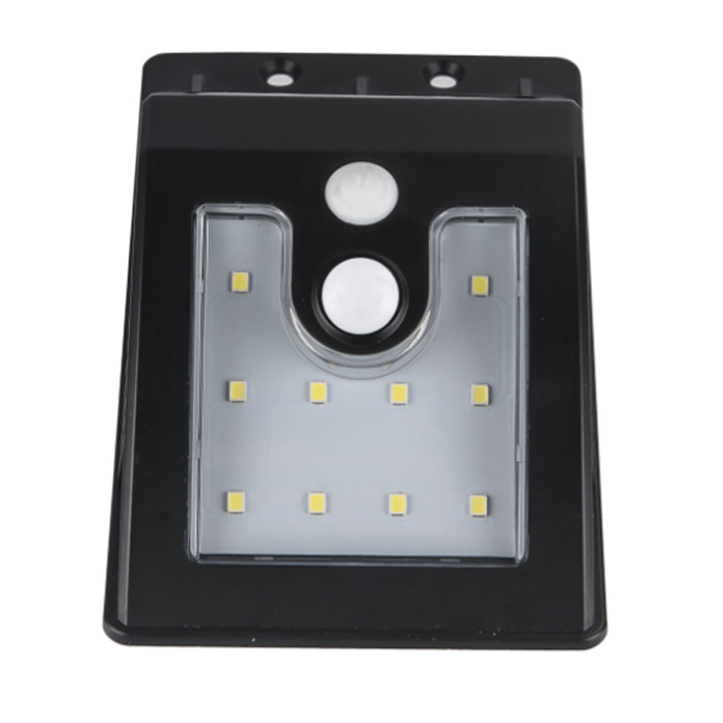 Mini Ul Dlc Approval solar Led Outdoor Wall Packs With Ip65