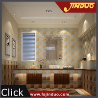 China famous ceramic tiles factory 30x30cm rustic wall and floor ceramic tile for kitchen design