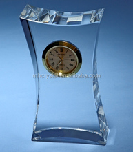 Crystal Table Desk Clock MH-C0183