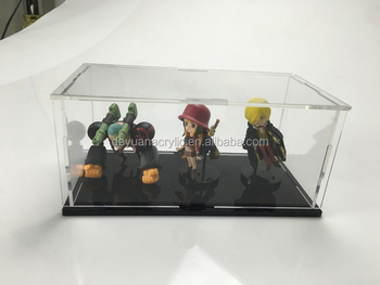Clear Acrylic Toy Display Case