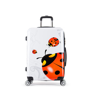 ABS+PC Trolley Luggage Travel Luggage
