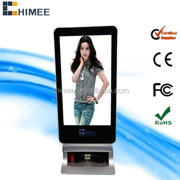 42 inch hotel display ad, digital totem,digital lcd panel advertisment(HQ420-S,)