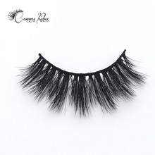 premium private label faux mink 3d synthetic lashes