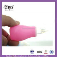 Hot Selling Silicone Snot Sucker, Nose Cleaner, Nose Aspirator For Adults And Babies