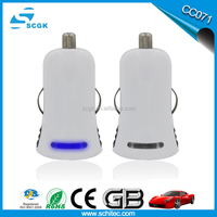 Automatic constant current car battery charger