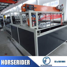 Hot popular pvc plastic roofing sheet extrusion machine/plastic roof tile panel forming line