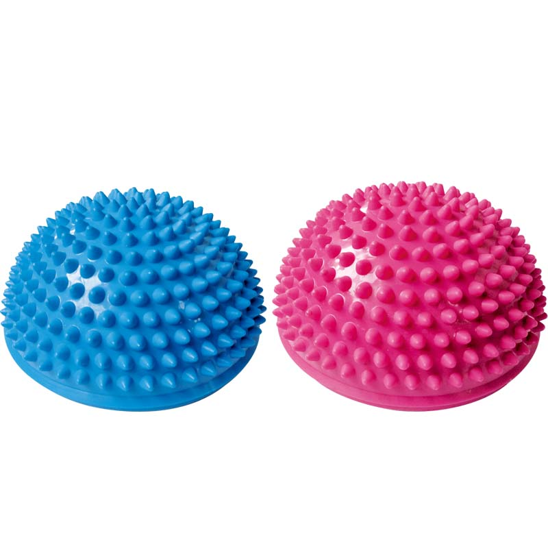 Half Round Yoga Massage <strong>Ball</strong> for Balance