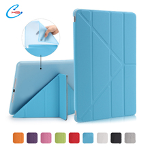Mobile phone accessory Tablet Leather Cases For iPad mini 4