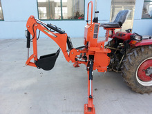 Made in china direct factory small garden tractor loader backhoe