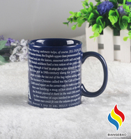 The best selling products order custom coffee mugs no minimum