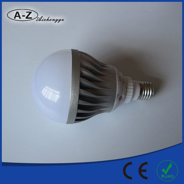 Modern Unique 4500k-6500k 48W led bulb lamp