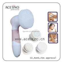 Acetino Professional Multifunction Battery Facial Cleansing Brush Spa tool as seen TV