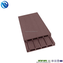 YT-DHJ25-150A Recyclable building material WPC decking good fit for house garden