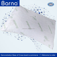 cheap shredded pillow manufacturer memory foam filling shredded head cushion cool soft memory foam shredded pillow