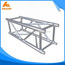 OEM manufacture 350*350mm aluminum beam truss square spigot truss