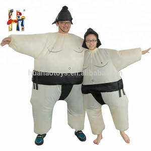 Novelty New Design Inflatable Sumo Wrestling Suits Inflatable Sumo suit